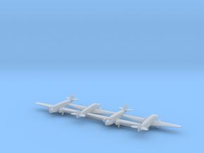 SM.75 w/Gear x4 (FUD) in Smooth Fine Detail Plastic: 1:700