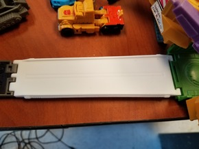 A.I.R. Lock Micromaster Adapter Ramp in White Natural Versatile Plastic