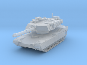 M1A1 AIM Abrams (mid) 1/200 in Smooth Fine Detail Plastic