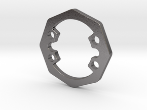 Bey 8 Heavy Weight Disk  in Polished Nickel Steel