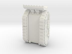CHIMERA MONO Epic Scale in White Natural Versatile Plastic