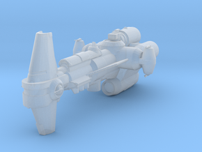 Micromachine Star Wars Sphyrna class in Smooth Fine Detail Plastic