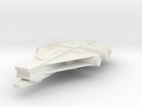 Micromachine Star Wars CT-200 class in White Natural Versatile Plastic
