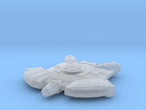 Micromachine Star Wars Ghtroc class in Smooth Fine Detail Plastic