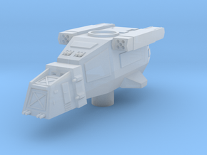 Micromachine Star Wars X-9 ST transport in Smooth Fine Detail Plastic