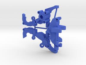 Kyosho RB7 Split Transmission (Beta) in Blue Processed Versatile Plastic