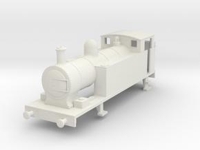 b76-kesr-0-8-0T-hecate-loco in White Natural Versatile Plastic