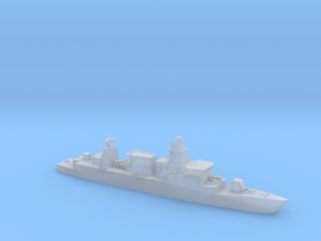 FATAHILLAH CORVETTE in Smooth Fine Detail Plastic