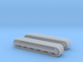 1/87th custom tracks for truck project etc in Smooth Fine Detail Plastic