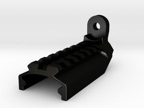 [Airsoft] KSC / KWA MK23 Rail mount in Matte Black Steel