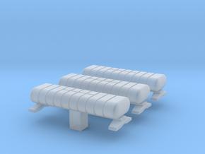 1/43 Aerodynic Lightbar set of 3 in Smooth Fine Detail Plastic