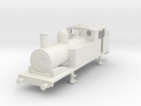 b-87-lswr-o2-loco in White Natural Versatile Plastic
