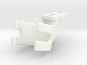 Shimano Pro Saddle Blaze Mount in White Processed Versatile Plastic