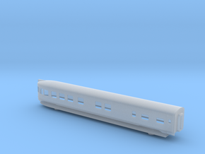 GN Lightweight Observation Car - Zscale in Frosted Ultra Detail