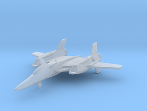 Thunderbolt Mk II in Smooth Fine Detail Plastic
