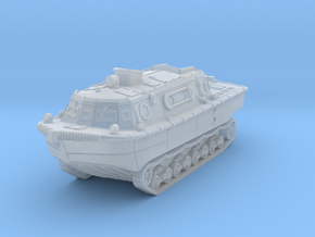 Landwasserschlepper (late) 1/160 in Smooth Fine Detail Plastic