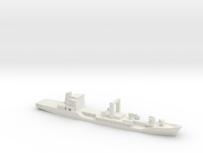Stromboli-class replenishment oiler, 1/2400 in White Natural Versatile Plastic