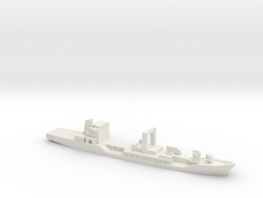 Stromboli-class replenishment oiler, 1/1800 in White Natural Versatile Plastic