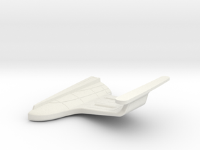 1/1400 Orion Class Right Rear Sec. Hull in White Natural Versatile Plastic