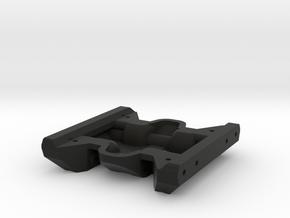 V1W: Universal Trans Skid 78mm in Black Natural Versatile Plastic