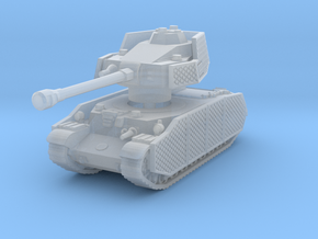 Turan III 1/144 in Smooth Fine Detail Plastic