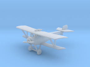 Nieuport 10 Single-Seater in Smooth Fine Detail Plastic: 1:144