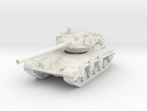 T-64 R 1/76 in White Natural Versatile Plastic