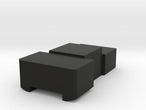 Athearn Genesis F Unit Speaker Enclosure in Black Natural Versatile Plastic