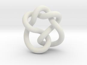 B&G Prime 6.1 in White Natural Versatile Plastic