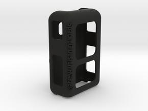 GoPro compatible Remote-Cage in Black Natural Versatile Plastic