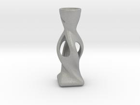 Modern Miniature 1:12 Vase in Aluminum: 1:12