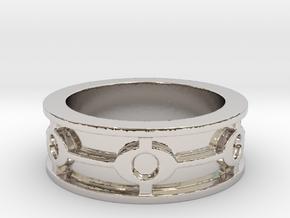 Hideyoshi (Size 10) in Platinum