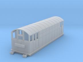 b-148fs-metropolitan-bth-boxcab-electric-loco in Smooth Fine Detail Plastic
