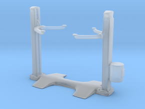 Printle Thing Car Lift - 1/64 in Smooth Fine Detail Plastic