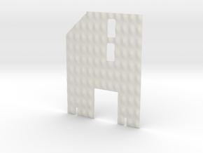 side-wall-LH-1to16 in White Natural Versatile Plastic