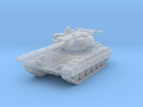 T-64 B 1/144 in Smooth Fine Detail Plastic