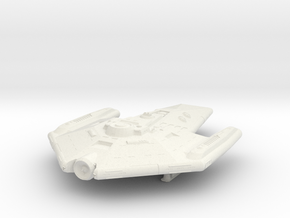 Max Class Transprot Scout landing gear down in White Natural Versatile Plastic