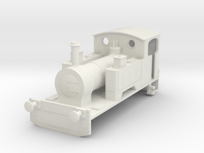 b-76-kerr-stuart-waterloo-loco in White Natural Versatile Plastic