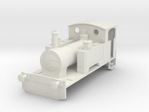 b-43-kerr-stuart-waterloo-loco in White Natural Versatile Plastic
