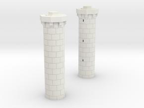HOV6M02 Modular metallic viaduct 3 in White Natural Versatile Plastic