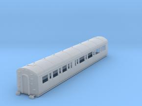 o-148fs-gwr-e127-rh-comp-coach in Smooth Fine Detail Plastic