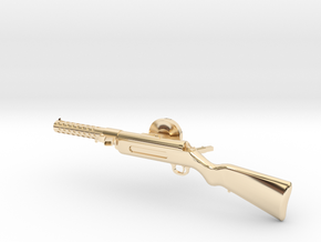 1/18 Scale MP18  in 14K Yellow Gold