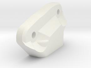 P-Hard B in White Natural Versatile Plastic
