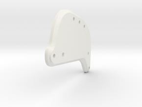 Pinch2 P Hoop 70mm in White Natural Versatile Plastic