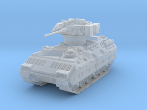M2A1 Bradley (TOW retracted) 1/144 in Smooth Fine Detail Plastic
