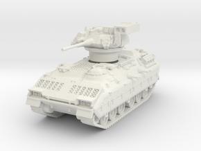 M2A1 Bradley (TOW raised) 1/87 in White Natural Versatile Plastic