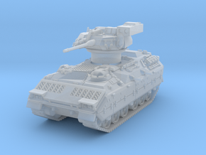 M2A1 Bradley (TOW raised) 1/200 in Smooth Fine Detail Plastic