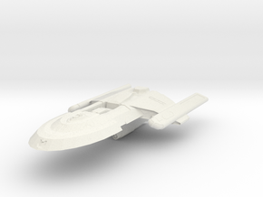 Hornet Class Patrol craft in White Natural Versatile Plastic