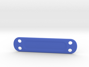 58mm Victorinox thin scale in Blue Processed Versatile Plastic