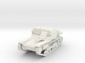 PV38 L3 Tankette (1/48) in White Natural Versatile Plastic